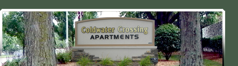 Coldwater Crossing Apartments - North Fort Wayne, Indiana